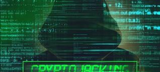 Cryptojacking hat weltweit um 8.500 % zugenommen