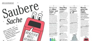 Alles was Sie über Müll (in Hamburg) wissen wollen