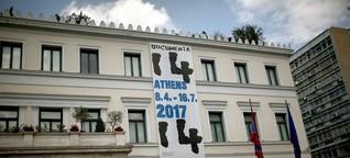 Ein Jahr nach der documenta 14 in Athen - Was vom Anspruch übrig blieb