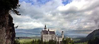 Virtuell durch Ludwigs Königreich