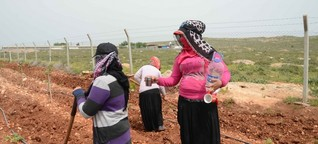 Syrische Flüchtlinge in der Türkei - Ohne Rechte und ohne Geld