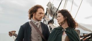 Outlander Staffel 3: Das ging hinter den Kulissen ab