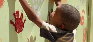 Township-Kinderheim: Ben, 6 Jahre, HIV-positiv - wie Aidswaisen in Namibia aufwachsen