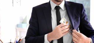 USA und Kryptowährungen: Steuerzahlung ist eine Seltenheit