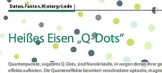 2015 - Quantenpunkte in der Molekularbildgebung