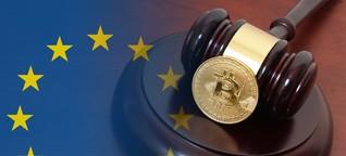 EU beschließt schärfere Regeln für Kryptowährungen