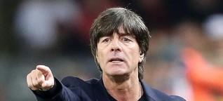 U20-WM: Deutscher Kader spielt um Titel und unter der Beobachtung von Joachim Löw