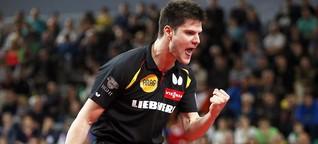 Nach Chinesen-Eklat: Ovtcharov gewinnt deutsches Traum-Finale gegen Boll