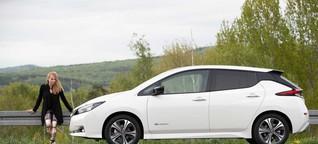 Was ist das e-Pedal im Nissan Leaf?