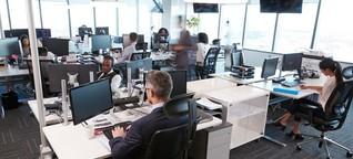 COMPUTERWOCHE-Roundtable Arbeitsplatz der Zukunft: Frag' die Lampe, stör' nicht den Kollegen