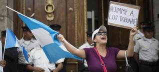 Guatemala: El largo camino hacia la transparencia
