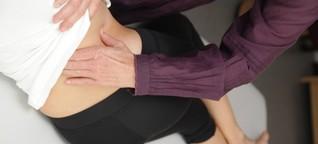 Wie du dich vor Rückenschmerzen schützen kannst, wenn du in der Pflege arbeitest | KlinikRente