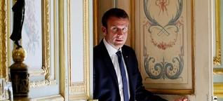 """""""Macron ist der Präsident der Reichen"""""""