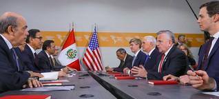 OAS-Gipfel: Staatschefs versprechen Selbstheilung