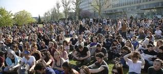 Studierendenproteste in Nanterre: Fast wie 1968 und doch anders