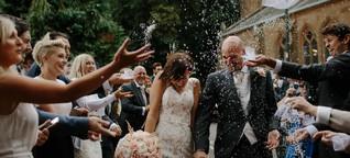 Kirchliche Hochzeit: Wenn sie will und er nicht