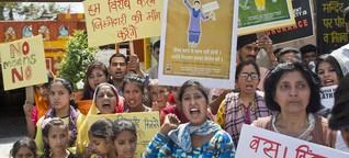 Debatte Sexualisierte Gewalt in Indien: Der Körper als Schlachtfeld