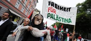 """Israel-Kritik soll unterbunden werden"""