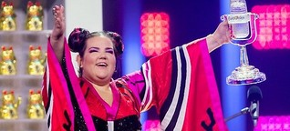 Israel gewinnt den Eurovision Song Contest
