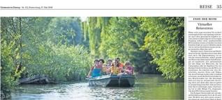Kanal floral. Die schwimmenden Gärten von Amiens