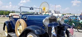 Oldtimer Rallye: Bodensee-Klassik