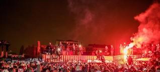 """""""Lauter als Bomben"""": Donots feiern ihr neues Album auf den Trümmern des Underground"""