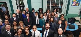 Costa Rica: Präsident Carlos Alvarado stellt sein Koalitionskabinett vor