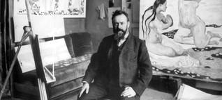 100. Todestag des Malers Ferdinand Hodler - Lebenslanges Streben nach Perfektion