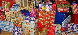 Weihnachten im Kreiskinderhaus