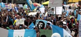 Guatemala im Kampf gegen Korruption - Kleines Land, großes Vorbild?