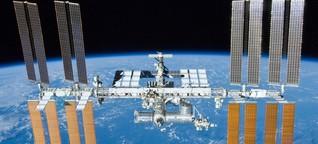 Zukunft der ISS: Mehr Kommerz im All wagen