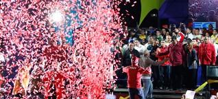 Nicolás Maduros dreckiger Sieg
