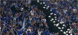 Polizei vs. Ultras - Der Kampf im deutschen Fußball - 1LIVE Reportage.