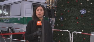 Live-Schalte: Berlin gedenkt der Opfer vom Breitscheidplatz