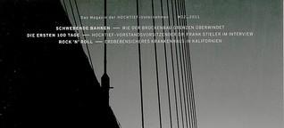 Wie Deutschlands längste Brücke gebaut wurde
