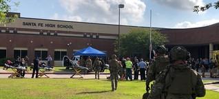 US-Bundesstaat Texas: Zehn Tote nach Schüssen an Schule