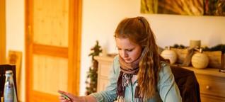 Warum diese junge Frau heute noch Bäuerin werden will