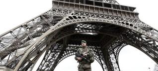 Los turistas sufren las repercusiones de los atentados de París