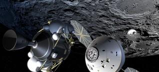 Zeitenwende in der Raumfahrt