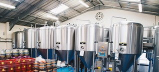 Eine Brauerei mit Anspruch : Zu Besuch in der Windsor & Eton Brewery