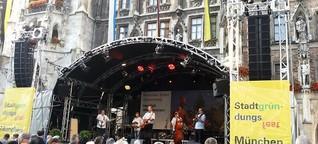 München: 860. Stadtgruendungsfest