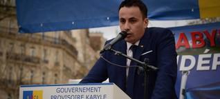 """Aksel Bellabbaci : """"Les Kabyles se sentaient orphelins sans sélection nationale"""" (JeuneAfrique.com)"""