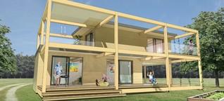 Wohnen der Zukunft: Ein Haus, das mitwächst
