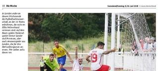 Kick it like Barawa! (1/2) (Neues Deutschland)