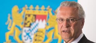 Asylpolitik in Bayern: Innenminister Herrmann lehnt zusätzlichen Rechtsweg bei Asylverfahren ab | BR.de