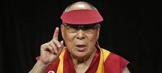 Film-Hommage - Der Dalai Lama leuchtet