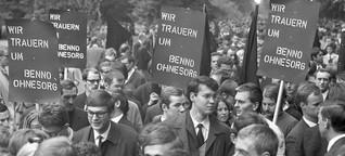 """Die evangelische Kirche und 1968 - """"Deine Revolution komme"""""""