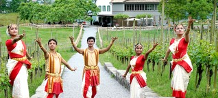 Ein Jesuit tanzt auf der Ufenau hinduistische Mythen