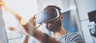 Was Virtual Reality für den Durchbruch fehlt