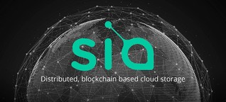 China: Siacoin-Mining-Gang hochgenommen